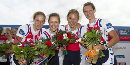 Lightweight Women's Quadruple Sculls